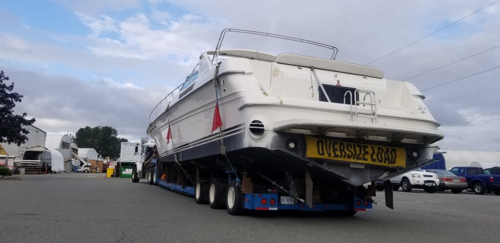 Home - Cardinal Boat Movers